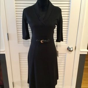 NWT Black Calvin Klein Dress